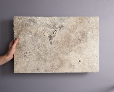 TRAVERTINE TROJAN EDGE PLATINUM - 610X406X30