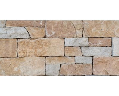 VENEER STONE DRY STACK COLLECTION NATURAL GREY