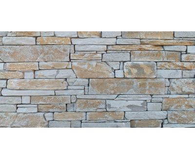 VENEER STONE LEDGESTONE COLLECTION NATURAL GREY