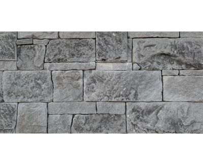 VENEER STONE DRY STACK COLLECTION SLATE