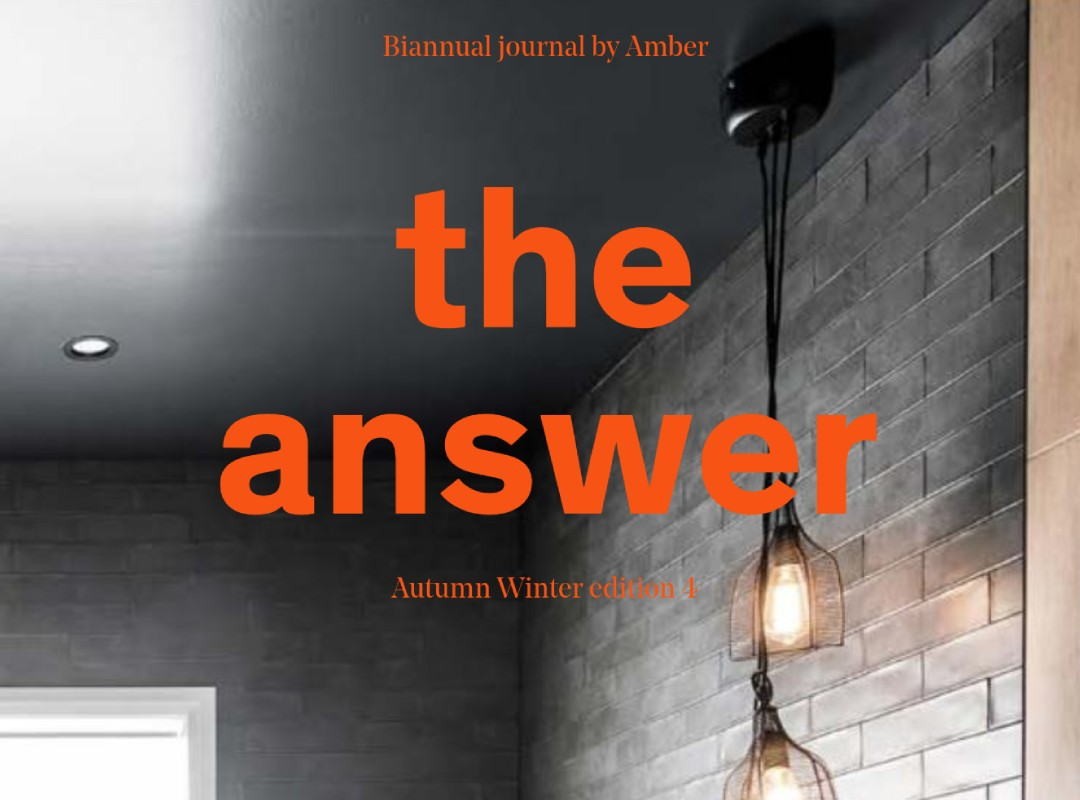 The Answer - Autumn/Winter edition 4